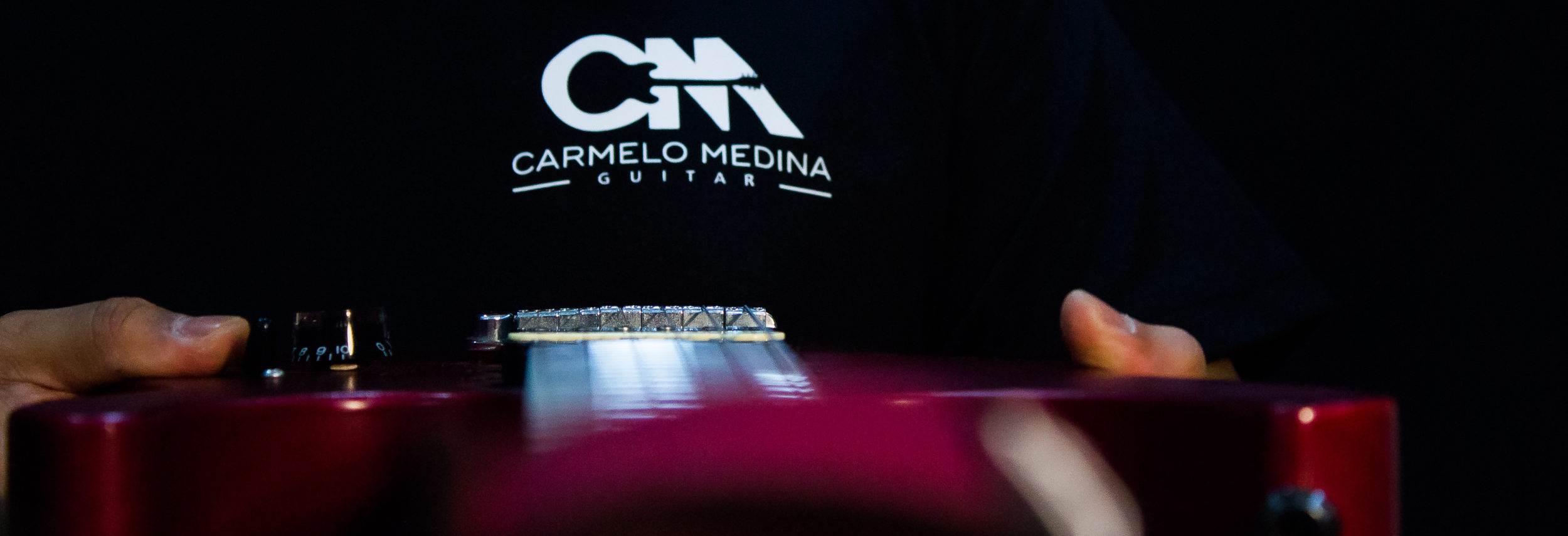 Carmelo Medina Guitar